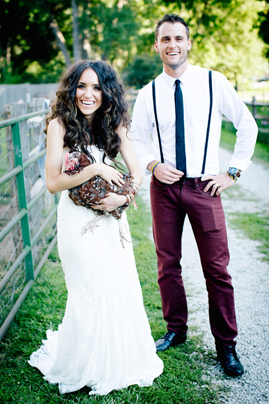 Wild and free bohemian wedding junglespirit