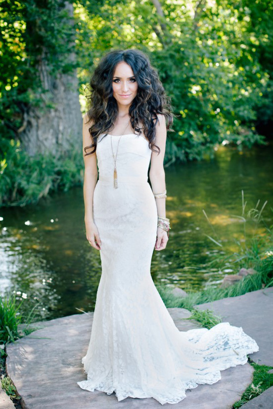 Bohemian Bride Ideas