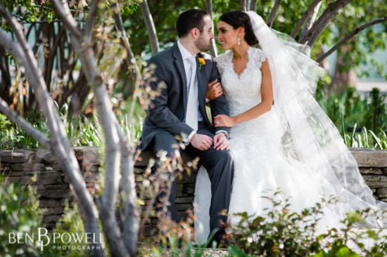 Real Wedding: Jessica and Alex