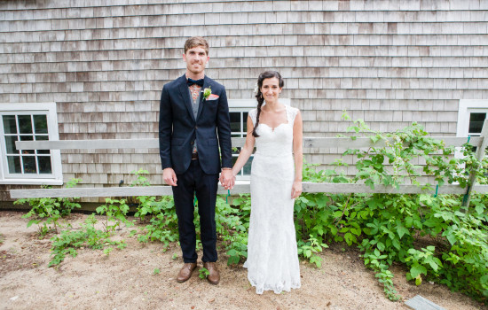 James and Jodi's Unplugged Cape Cod Wedding