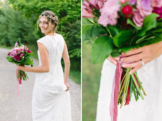 simple and easy bridal looks
