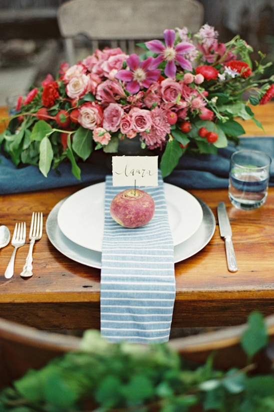 farm to table wedding ideas