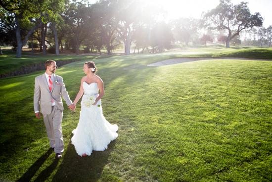 Fairmont Sonoma Golf Club Summer Wedding by Catherine Hall Studios