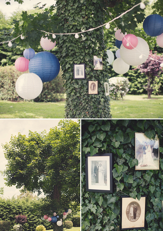 pink and blue wedding ideas and decor