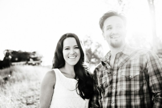 Rustic San Diego Engagement Session
