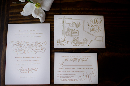 Moore's Mill Club Wedding by The Studio B Photography