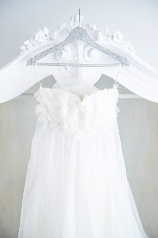 sweet and charming le spose di amélie wedding dress