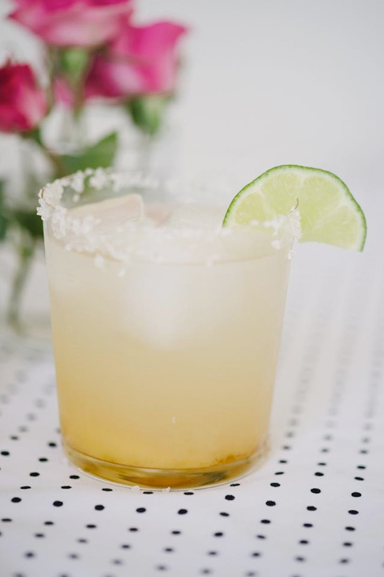 Fresh Skinny Margarita recipe