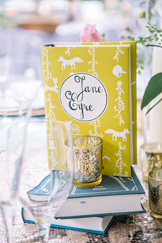 classic books for centerpieces