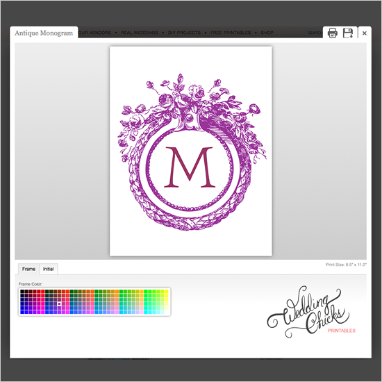 Blog Design Your Own Custom Monogram
