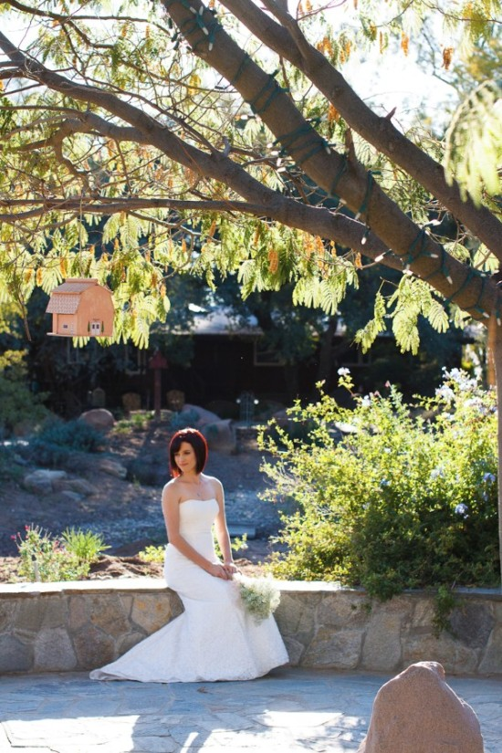 San Diego Rustic Wedding Venue Photo Shoot