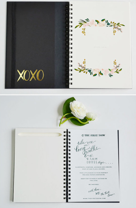 The First Snow Bridesmaid Book