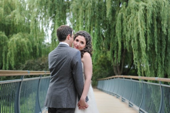 Chicago Botanic Garden Wedding