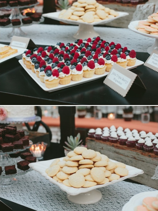 sweet tooth dessert table