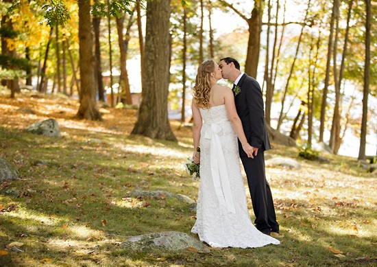 Fall Wedding Photos from Bellingham Wedding Photographer Sarah Postma