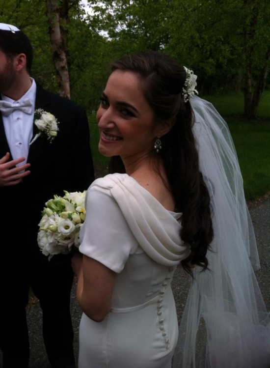 Pippa Middleton Inspired Wedding Dress
