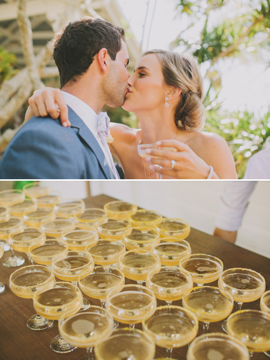 refreshing wedding cocktails