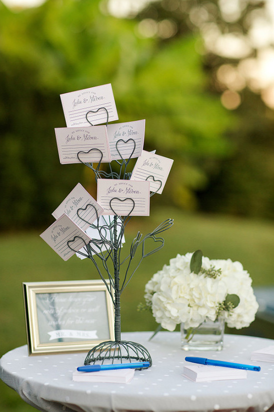 advice tree for the newlyweds