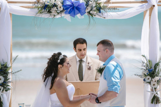 Monica & Chance's Sanibel Island wedding