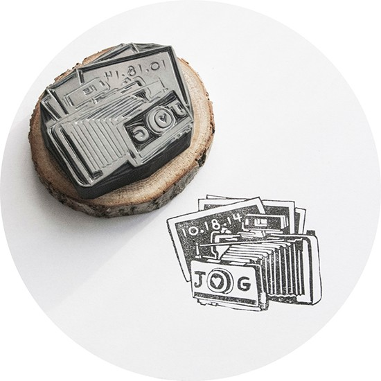 More Handmade Rubber Stamp for Your Stationery