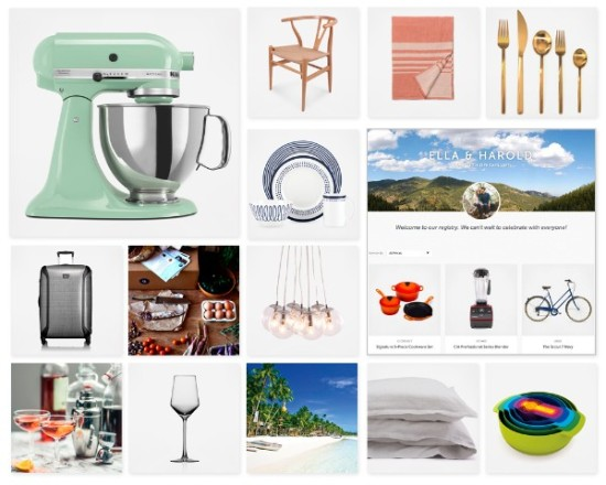 The All In One Place Wedding Registry