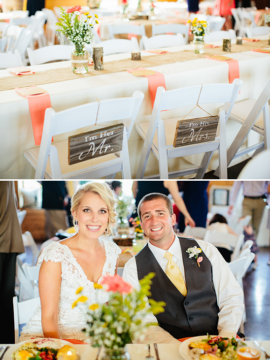 im her mr and im his mrs seat signs