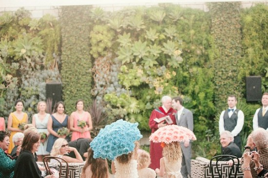 Sonnie and William's SmogShoppe Wedding