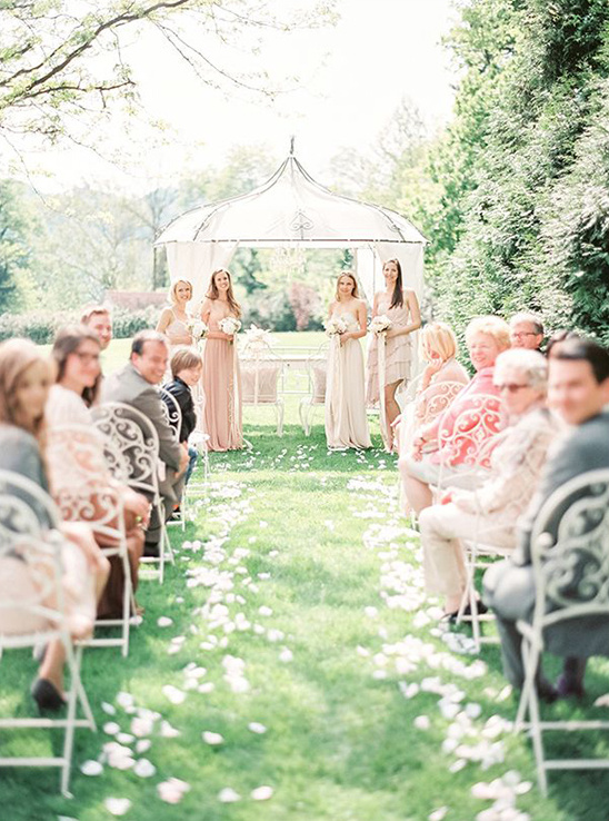 outdoor gazebo wedding