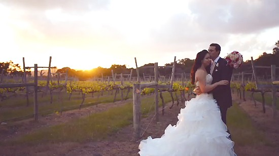 FILM | Jasmin & Chris' stunning Western Australian Wedding