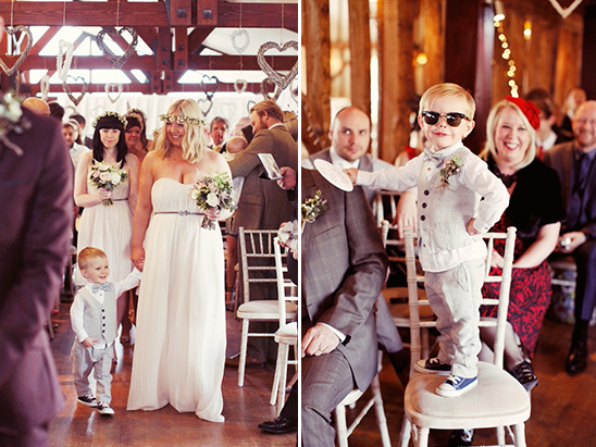 darling ring bearer