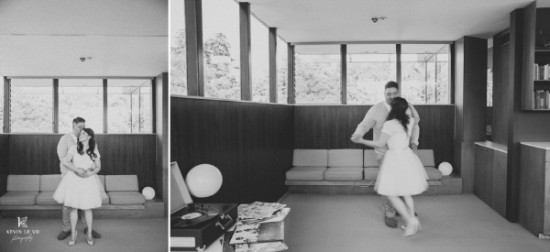 Neutra VDL House Engagement