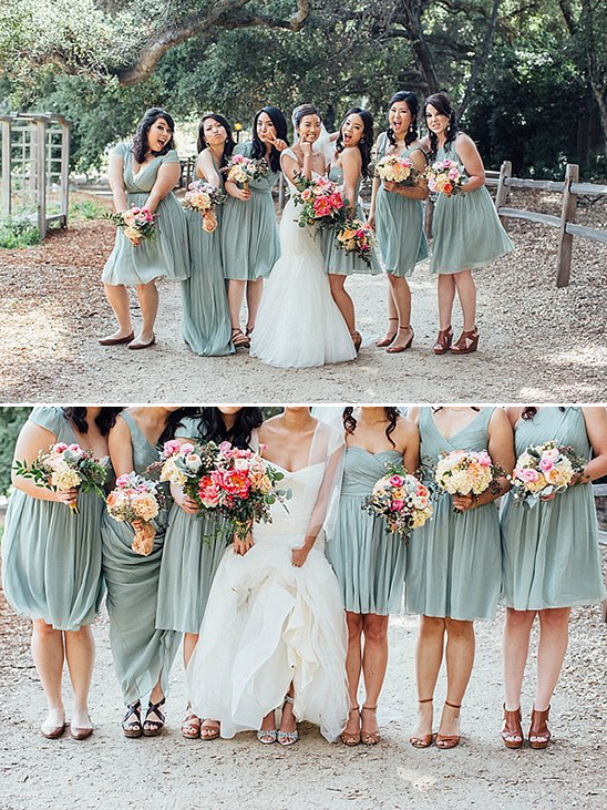 Rose Garden Wedding At Descanso Gardens