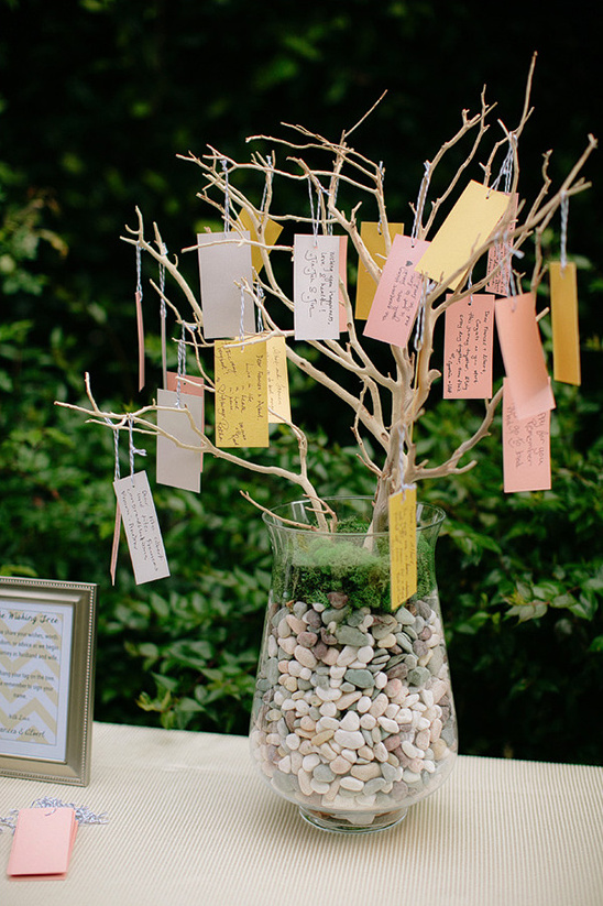 wishing tree guestbook