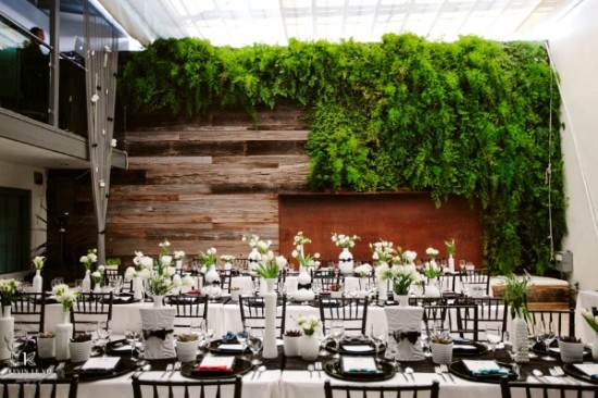 Bow Tie Themed Wedding at Hotel Seven4one Laguna Beach