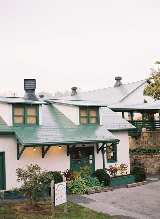 cute and quaint wedding venue the old dairy