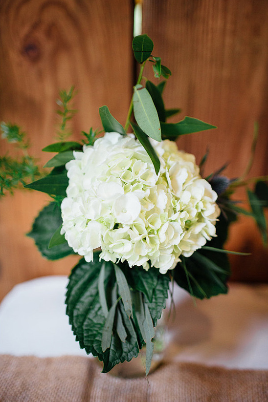 hydrangea floral accents