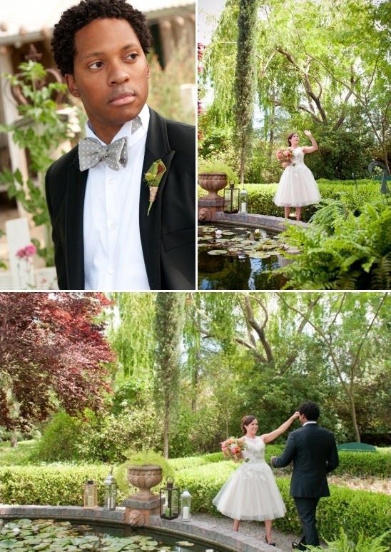 black white and gray groom and first look