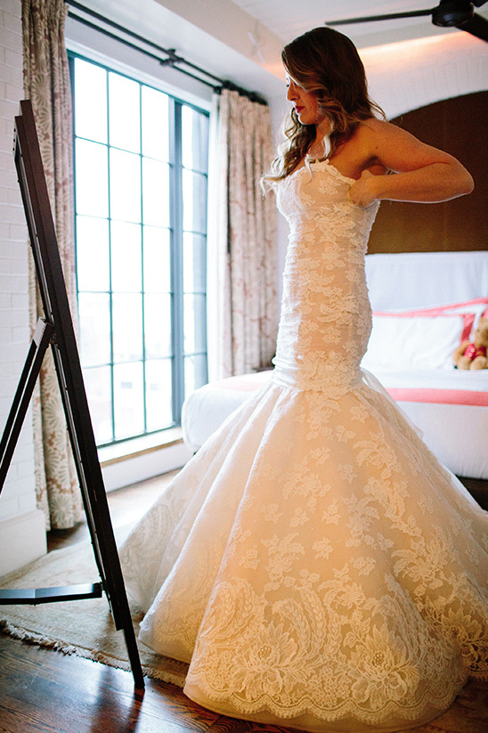 ines disantos wedding gown