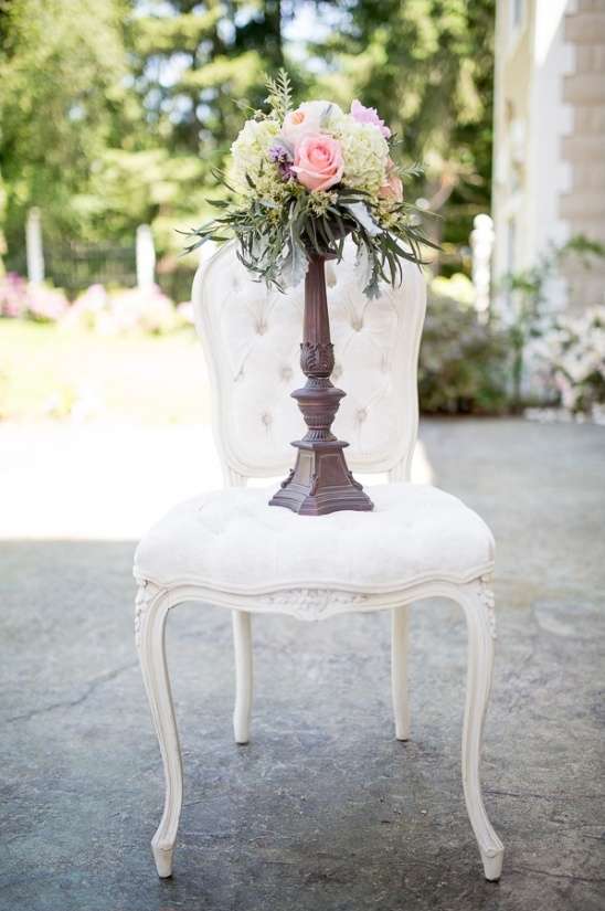 shabby chic flower ideas