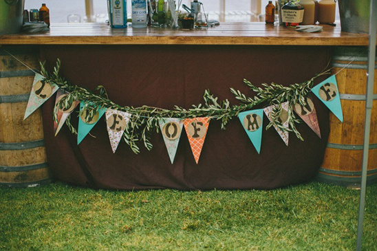 love of mine bunting