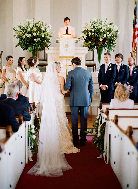 Nantucket church wedding