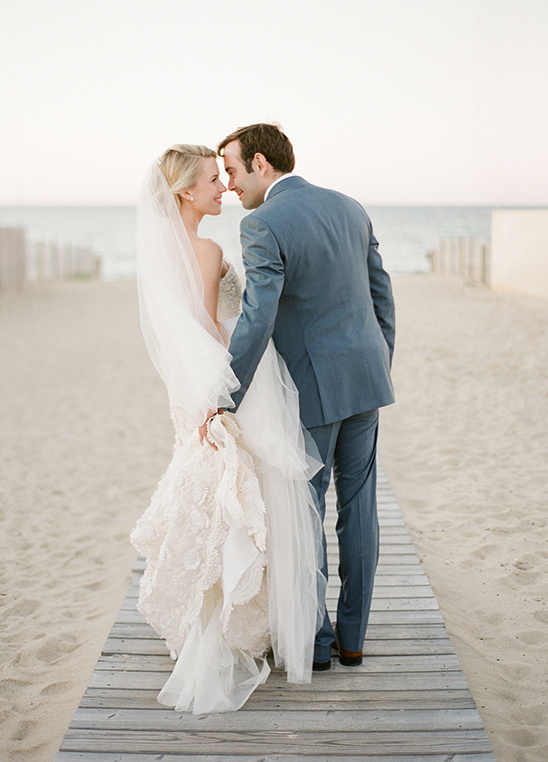Seaside Nantucket Wedding
