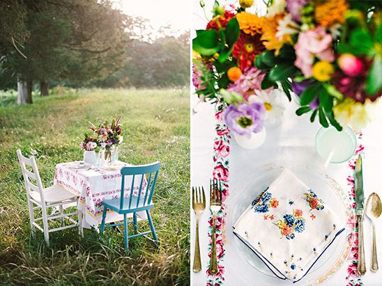 picnic wedding ideas