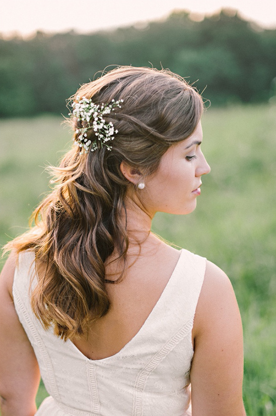 wavy wedding hair ideas