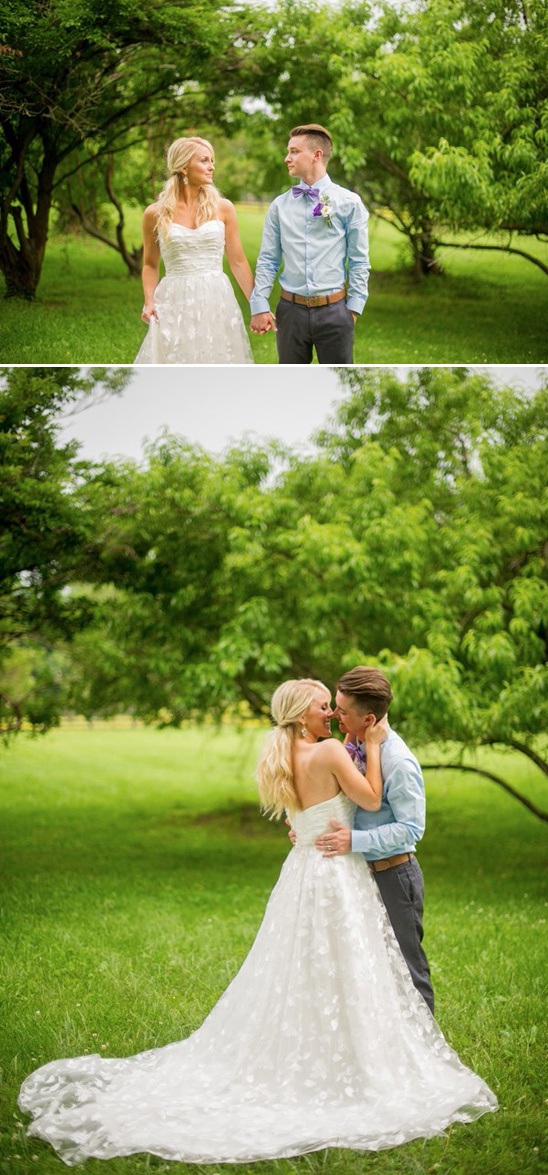 fresh and clean wedding photography