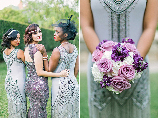 Gatsby Bridesmaids Dresses