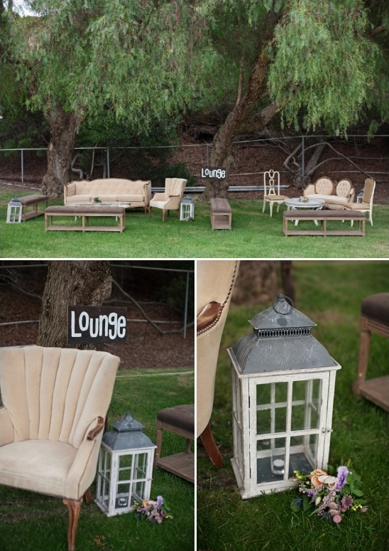 fun outdoor cigar lounge