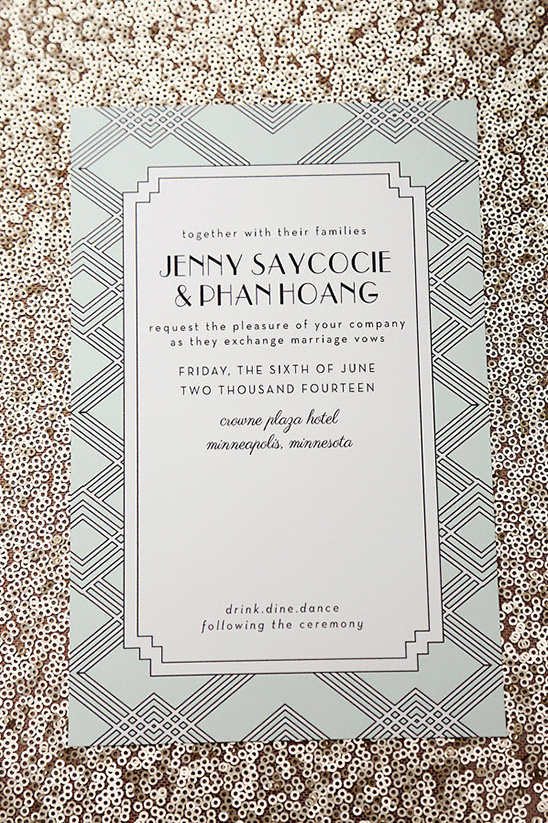 gatsby inspired invites