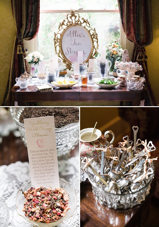 shabby chic bridal shower rh weddingchicks com