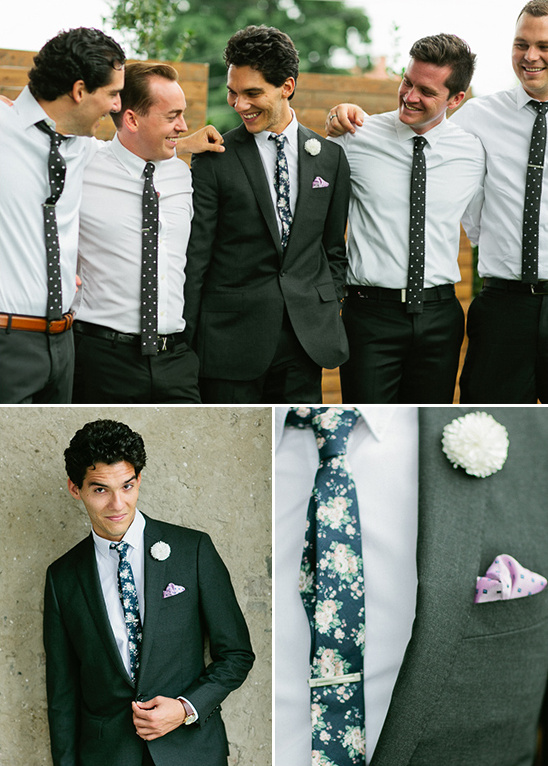 elegant groom look ideas